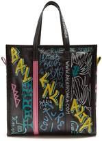 Balenciaga Bazar shopper M Graffiti
