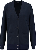 Joseph Stretch-wool knit cardigan