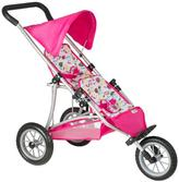 Mamas and Papas Double Decker Dolls Stroller - Flowers