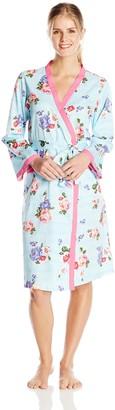 Bedhead Pajamas Women's Madame Bovary Sateen Robe