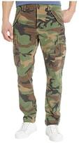 Polo Ralph Lauren Slim Fit Cargo Pant (Surplus Camo) Men's Casual Pants