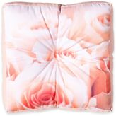 DENY Designs Bree Madden Rose Petals Square Floor Pillow