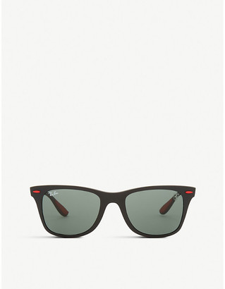 Ray-Ban Rb4195 square-frame sunglasses