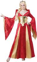 California Costumes Women's Medieval Queen Costume
