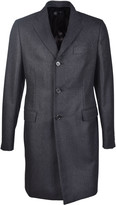Caruso Herringbone Coat