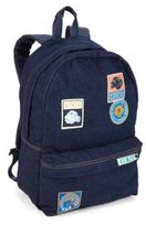 Kenzo Kid's Benny Denim Backpack