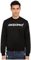 DSQUARED2 Vintage Logo Sweatshirt
