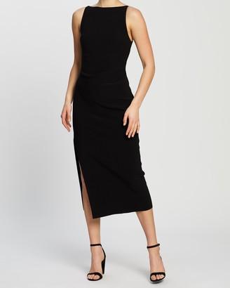 Bec & Bridge Arlette Tuck Midi Dress