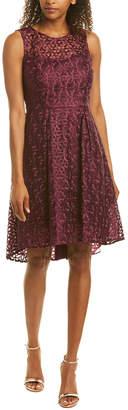 Adrianna Papell A-Line Dress