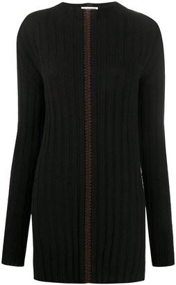 Jil Sander Knitted Long-Sleeve Jumper