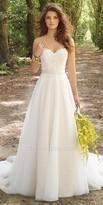 Camille La Vie Corset Organza Wedding Dress
