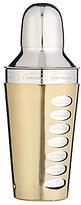 John Lewis Recipe Cocktail Shaker, Gold, 600ml