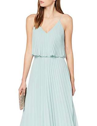 New Look Women's Layer Pleated Dress,(Size:)