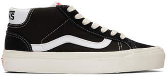 Vans Black OG Mid Skool 37 LX Sneakers