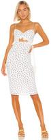 Privacy Please Tristen Midi Dress