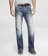 Express Kingston Thick Stitch Classic Fit Boot Cut Jean