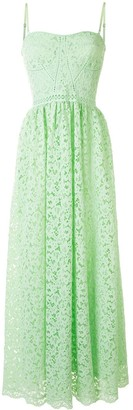 Jonathan Simkhai Embroidered Long Dress