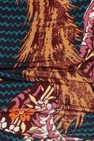 Vivienne Westwood Printed stretch-satin jersey dress