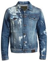 PRPS Painted Denim Jacket