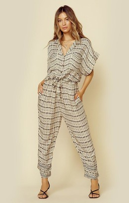 Jens Pirate Booty Coffee Jumpsuit