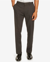Kenneth Cole Reaction Men's Flat-Front Neat Dress Pants