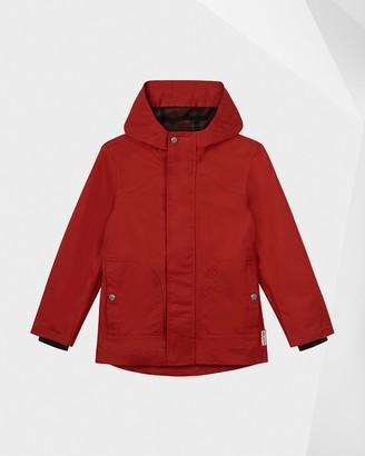 Hunter Original Kids Waterproof Cotton Jacket