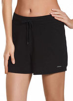 Jockey Womens Cotton Jersey Sport Short Activewear Shorts cotton blends