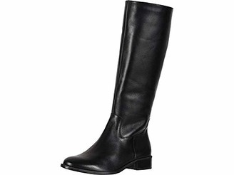 Walking Cradles Womens Meadow Wide Calf Black 4 M (B)
