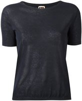 I'M Isola Marras knitted T-shirt - women - Cotton/Polyamide - XS