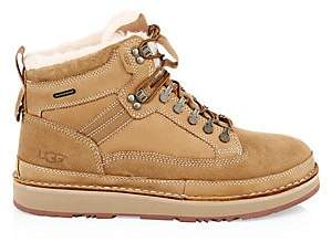 UGG Men's Avalanche Hiker Suede & Shearling Boots
