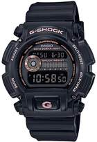 G-Shock G Shock Black And Gold Watch