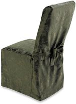 Bed Bath & Beyond Holiday Joy Dining Room Chair Cover - Olive