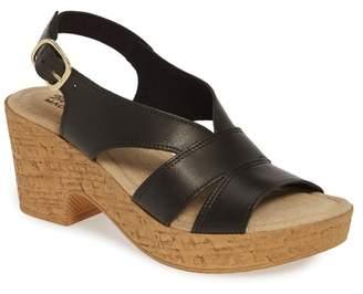 Bella Vita Jaz Platform Sandal