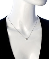 KC Designs White Gold and Diamond Star Pendant Necklace