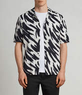 AllSaints Rope Ss Shirt