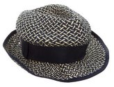 Tory Burch Straw Bucket Hat