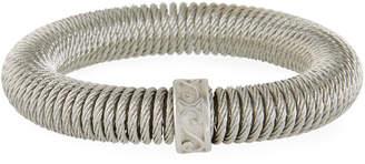 Alor Kai Coiled Bracelet, Silver