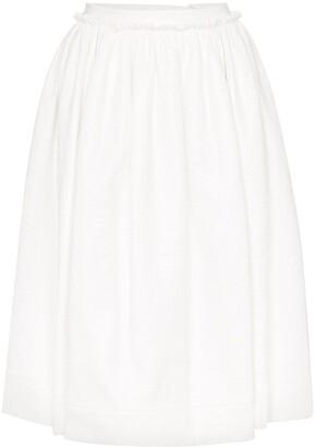 Marni Midi Circle Skirt