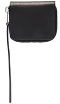 Rick Owens Zipped Credit Card Holder