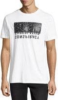 Wesc Max Pool Short-Sleeve Tee, White