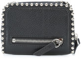 Alexander Wang ball chain trim wallet