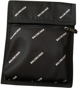 Balenciaga Black Cloth Small bags, wallets & cases