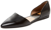 Dolce Vita Alina Leather D'Orsay Flat