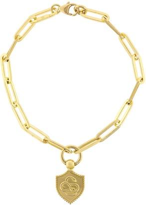 Foundrae Wholeness Fob Clip Bracelet