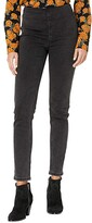 Thumbnail for your product : Rock and Roll Cowgirl High-Rise Skinny Mini in Black Wash WPS8179