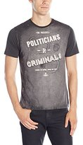 Vivienne Westwood Men's Politician-R-Criminals T-Shirt