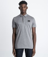 Antony Morato Black Polo Shirt