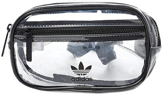 adidas Originals Clear Waist Pack (Black) Day Pack Bags