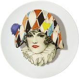 Christian Lacroix Miss Harlequin Dessert Plate