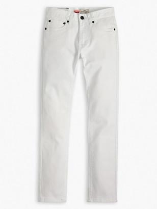 Levi's 510 Skinny Fit Big Boys Jeans 8-20